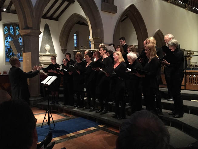 Beaconsfield Festival of Choirs March 2016
