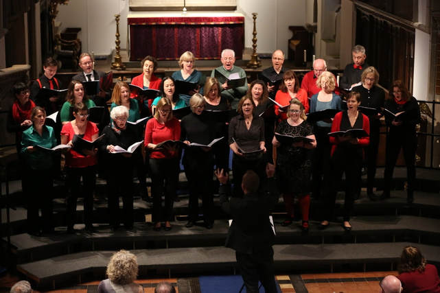 Beaconsfield Festival of Choirs March 2017