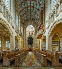 St Edmundsbury Cathedral Evensong March 2019